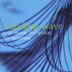 Standing Wave - New Music for Guitar