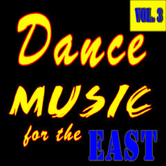 Dance Music for the East, Vol. 3 (Instrumental)