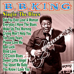 B.B.King - Singin' The Blues
