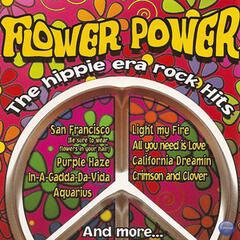 Flower Power: The Hippie Era Rock Hits
