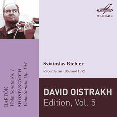 David Oistrakh Edition, Vol. 5 (Live)