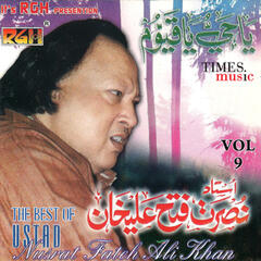 The Best of Nusrat Fateh Ali Khan, Vol. 9