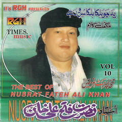 The Best of Nusrat Fateh Ali Khan, Vol. 10