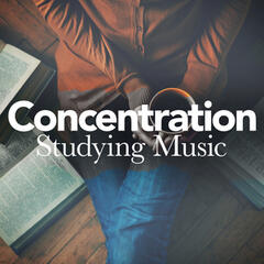 Concentration Studying Music