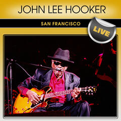 John Lee Hooker San Francisco Live