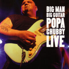 Big Man Big Guitar Live