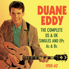 The Complete US & UK Singles and EP's A's & B's 1955-62