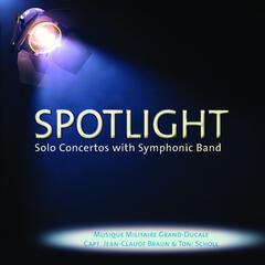 Spotlight - Solo Concertos with Symphonic Band