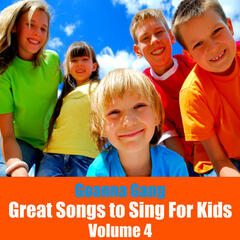 Great Songs to Sing for Kids, Vol. 4