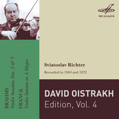 David Oistrakh Edition, Vol. 4