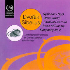 Sibelius: The Swan of Tuonela - Dvorak: Symphony No. 9
