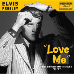 Love Me - The British Hmv Singles '56-'57