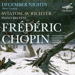 December Nights: Richter performs Chopin (Live)