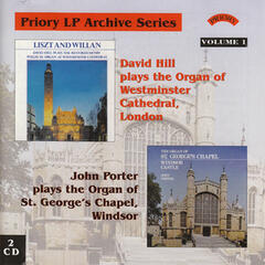 LP Archive Series - 1 Organ Music from Westminster Cathedral / St. George's Chapel, Windsor