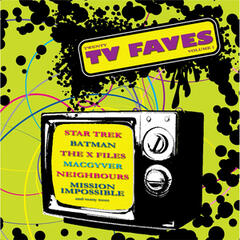 Tv Faves - 20 Tv Favourites Volume 1