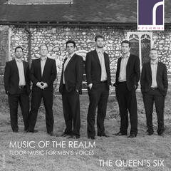 Music of the Realm: Tudor Music for Men's Voices