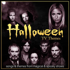 Halloween Tv Themes - Songs & Themes from Magical and Spooky Shows