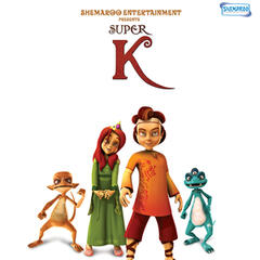 Super K (Original Motion Picture Soundtrack)