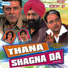 Thana Shagna Da (Original Motion Picture Soundtrack)