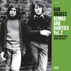 Demos and Rarities Vol. 2 - Adventures with Gerry Rafferty