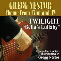 "Bella's Lullaby for 2 Guitars (From ""Twilight"")"