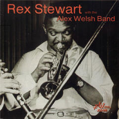 Rex Stewart with the Alex Welsh Band