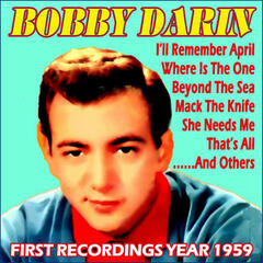 First Recordings Year 1959