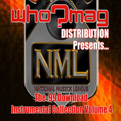 WHO?MAG Distribution Presents: The .99 Download Instrumental Collection, Vol. 4