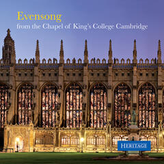Evensong from the Chapel of King's College Cambridge