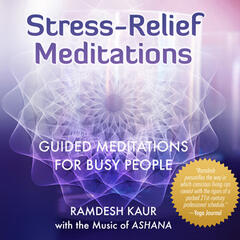 Stress Relief Meditations: Guided Meditations for Busy People