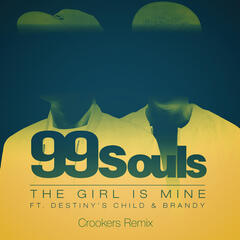 The Girl Is Mine featuring Destiny's Child & Brandy (Crookers Remix)