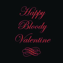 Happy Bloody Valentine