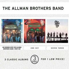 An Evening With The Allman Brothers Band/2nd Set/Seven Turns (3 Pak)(Costco Longbox Version)
