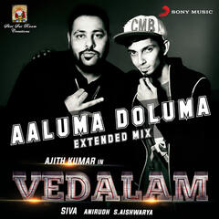 "Aaluma Doluma (Extended Mix) [From ""Vedalam""]"