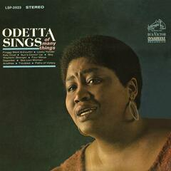 Odetta Sings of Many Things