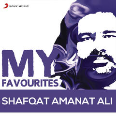Shafqat Amanat Ali: My Favourites