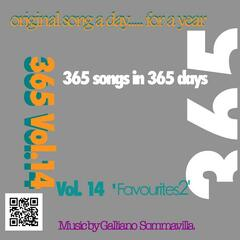 '365' - Original song a day for a year - Vol. 14 Favourites 2