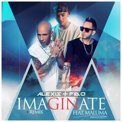 Imagínate (feat. Maluma) [Remix]