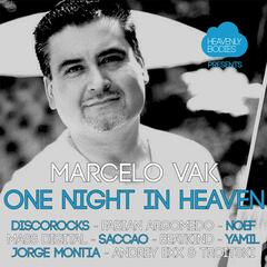 One Night In Heaven, Vol. 10 - Mixed & Compiled by Marcelo Vak