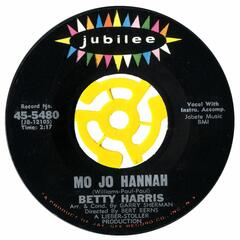 Mo Jo Hannah / Now Is The Hour