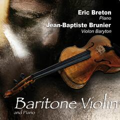 Baritone Violin and Piano