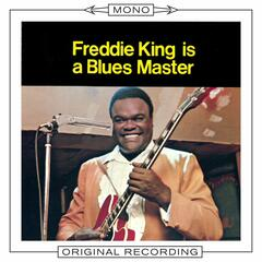 Freddie King Is A Blues Master (Mono)