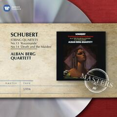 "Schubert: String Quartets No. 14 in D minor D.810, ""Death and the Maiden"" & No. 13 in A minor D.804 (""Rosamunde"")"