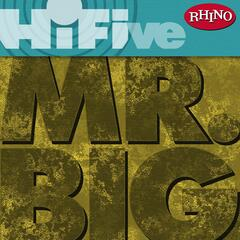 Rhino Hi-Five: Mr. Big