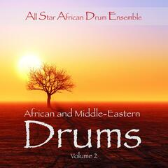 African and Middle Eastern Drums, Vol. 2