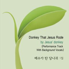 Donkey That Jesus Rode (Performance Track With Background Vocals)