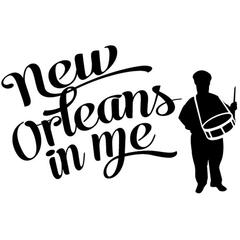 New Orleans in Me (feat. Big Chief David Montana)