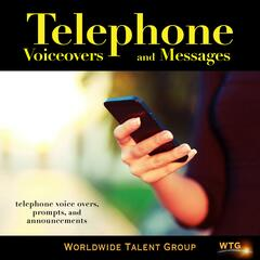Telephone Voiceovers and Messages