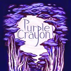 Purple Crayon