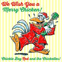 We Wish You a Merry Chicken (feat. Don Oriolo)